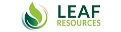 Leaf Resources Limited Logo